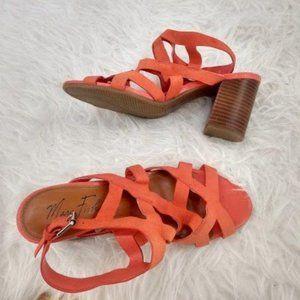 Mark Fisher Sandals Chunky Heels